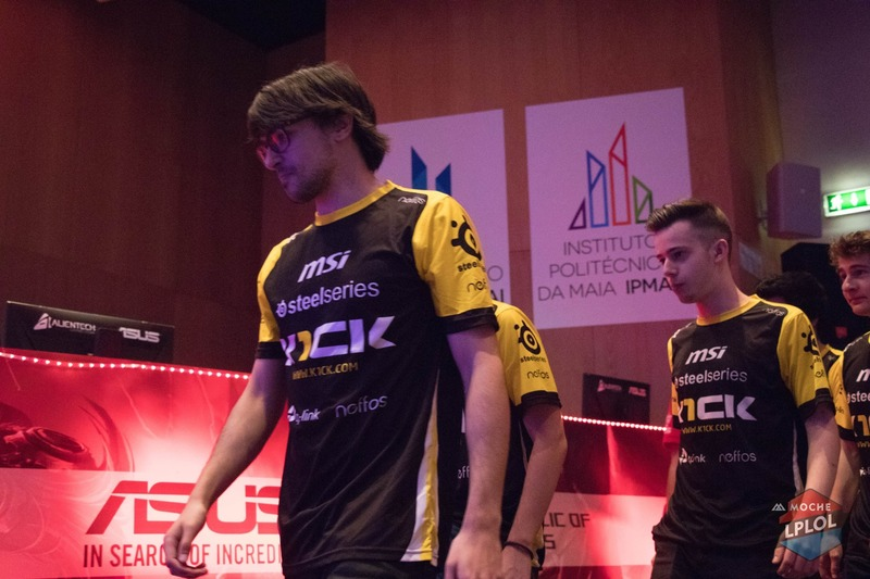 Slayer na sua antiga equipa nos Playoffs da Moche LPLOL