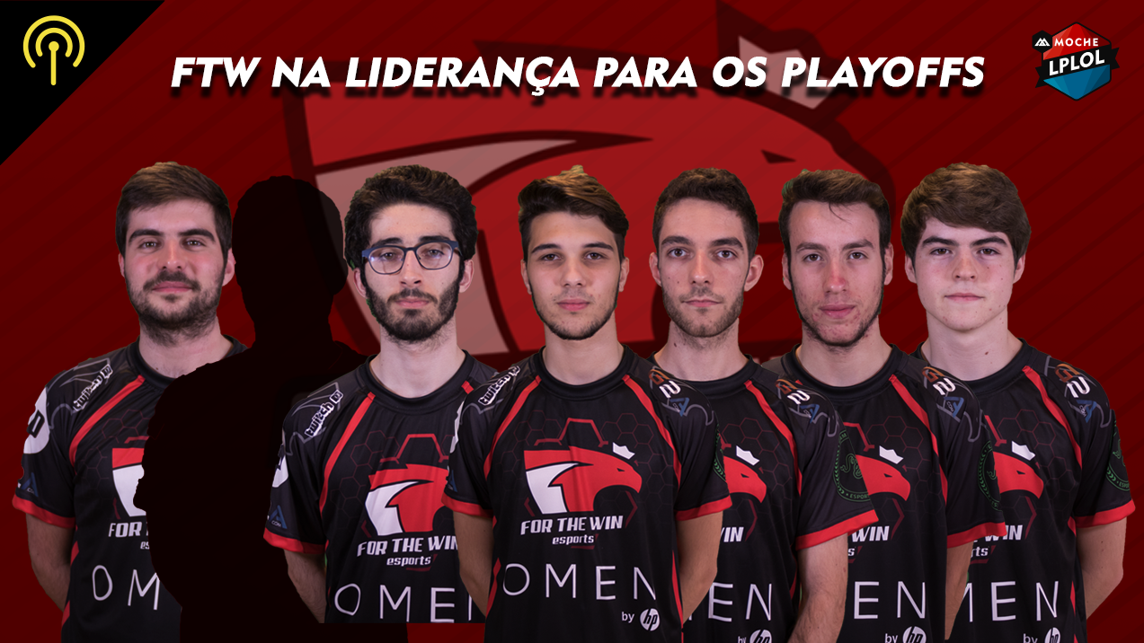 For The Win OMEN  como 1ª Seed dos Playoffs do 1º Split!