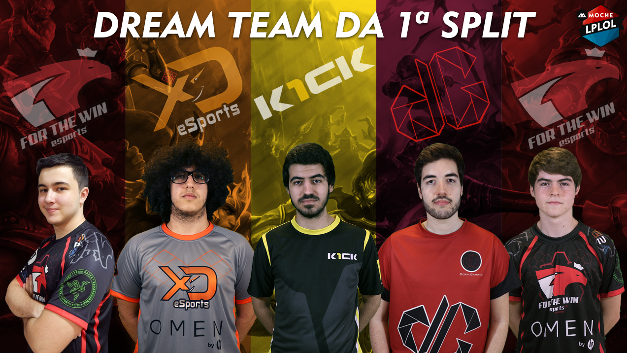 Dream Team 1º Split
