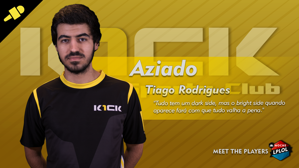Meet The Players: Aziado