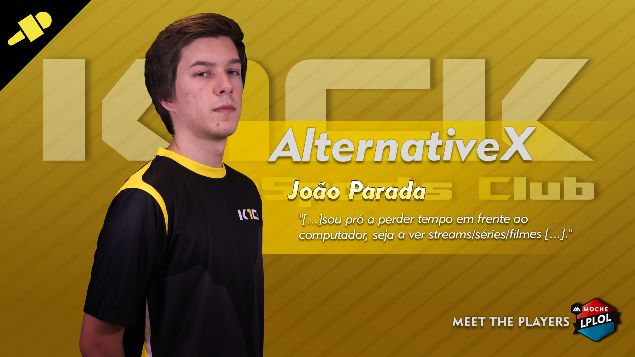 Meet The Players: Alternative