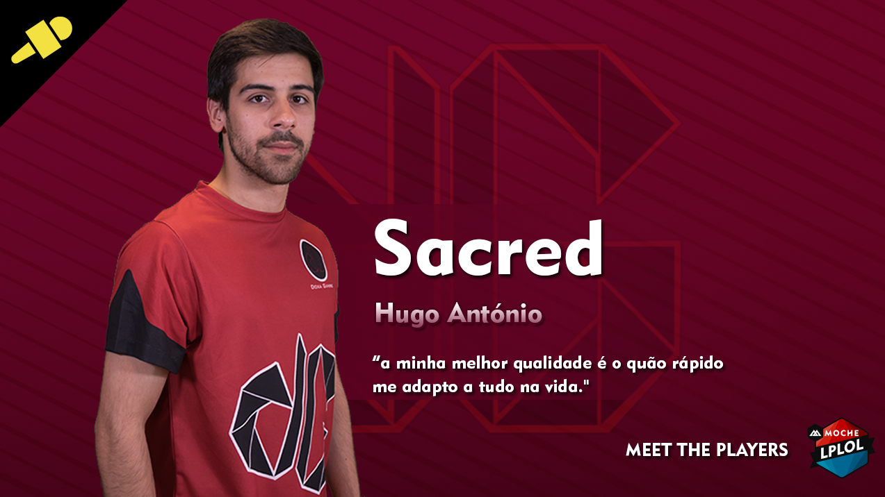Meet The Players: Sacred