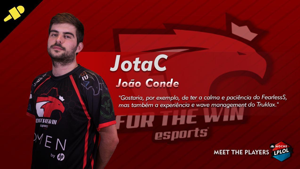 Meet The Players: JotaC