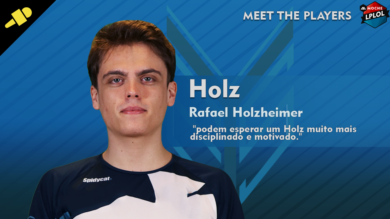 Meet The Players: Holz