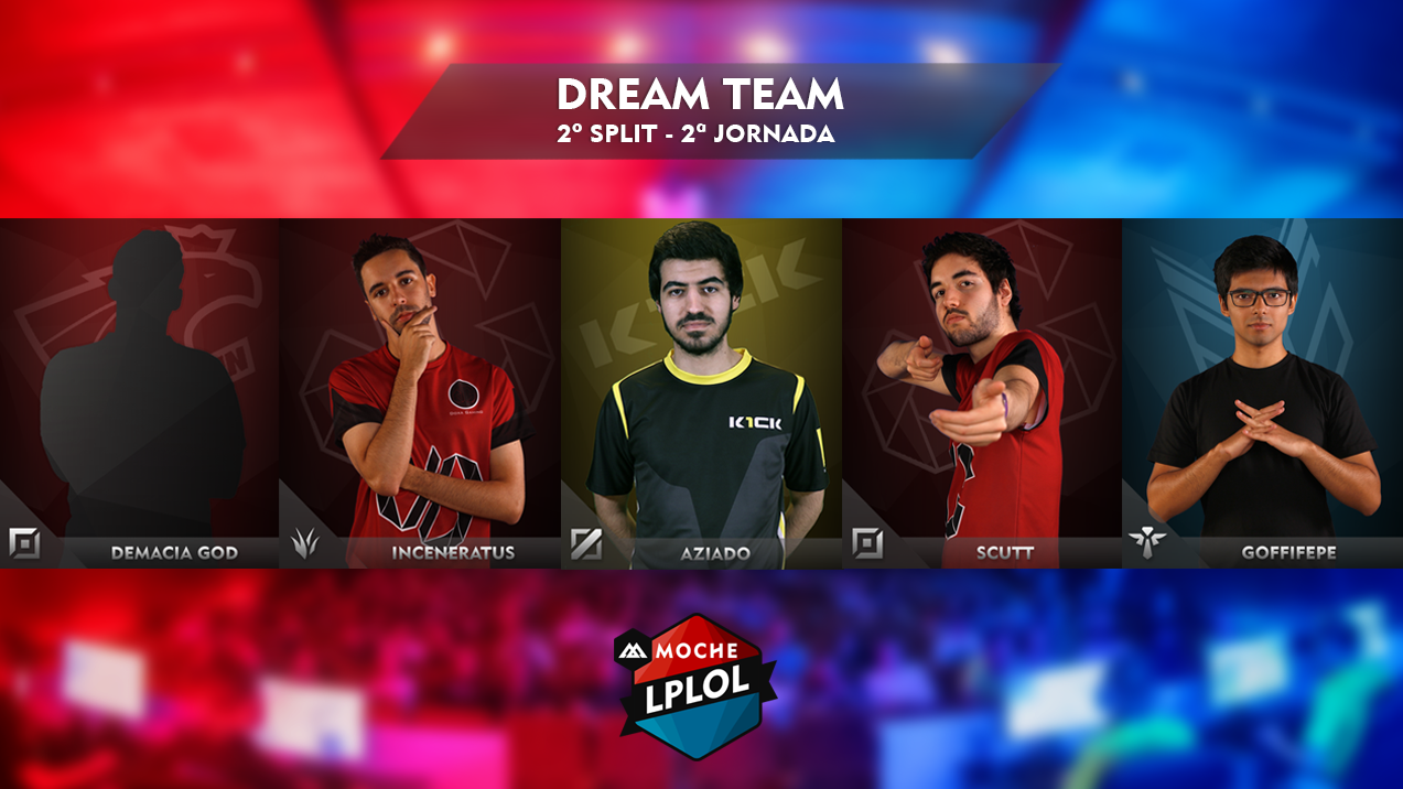 Dream Team 2ª Jornada