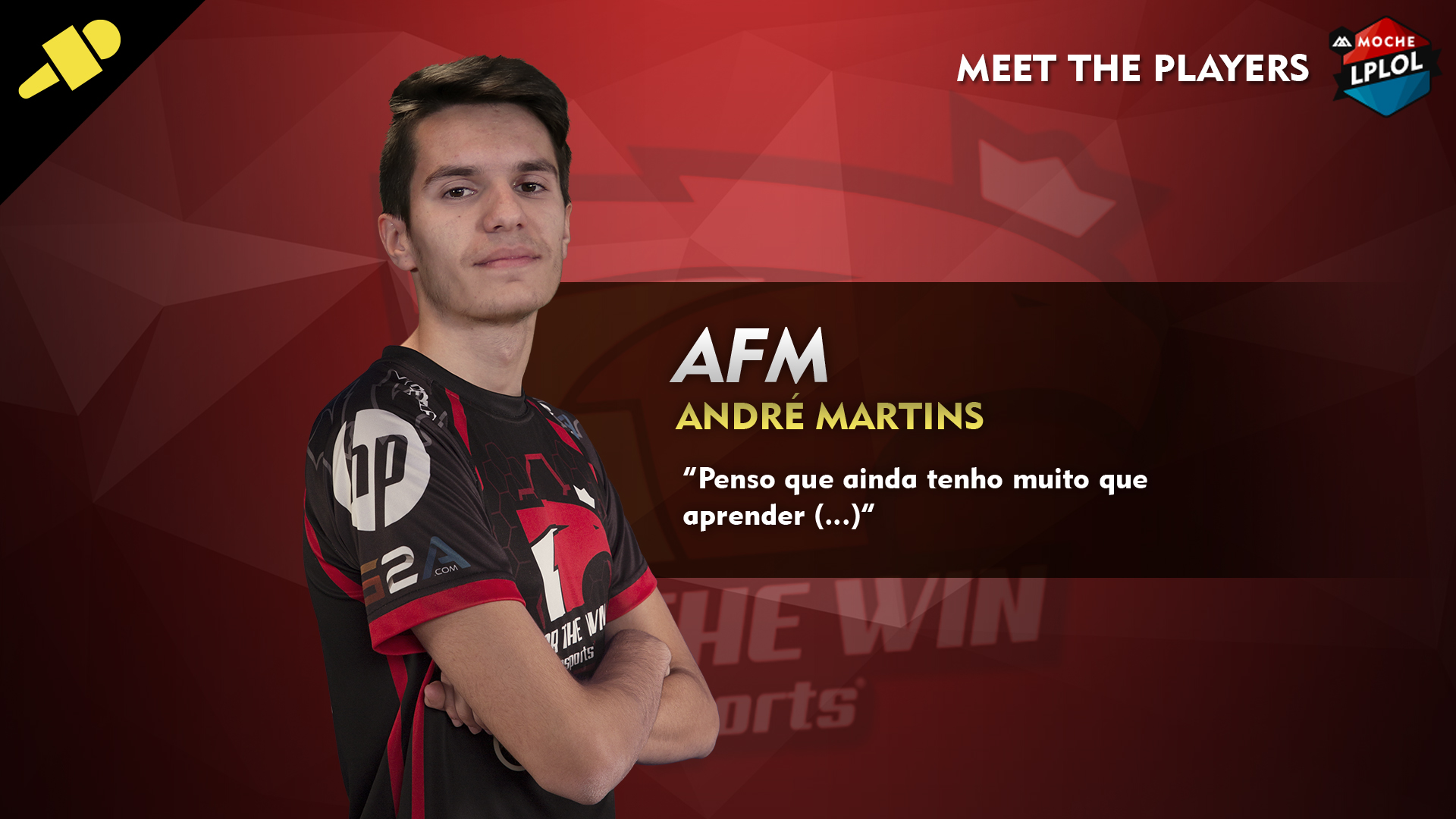 Meet The Players: Afm