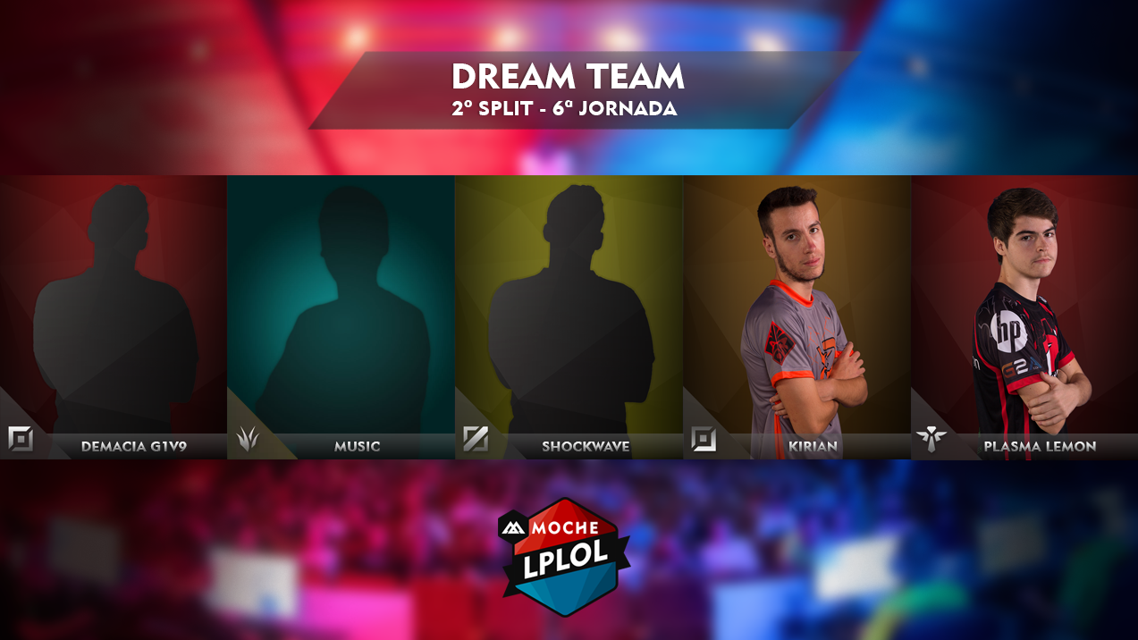 Dream Team Jornada 6