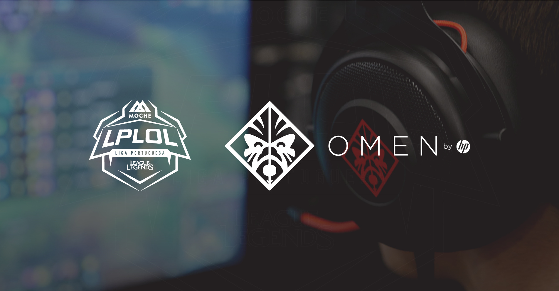 Omen by HP é o parceiro tecnológico da Liga Portuguesa de League of Legends