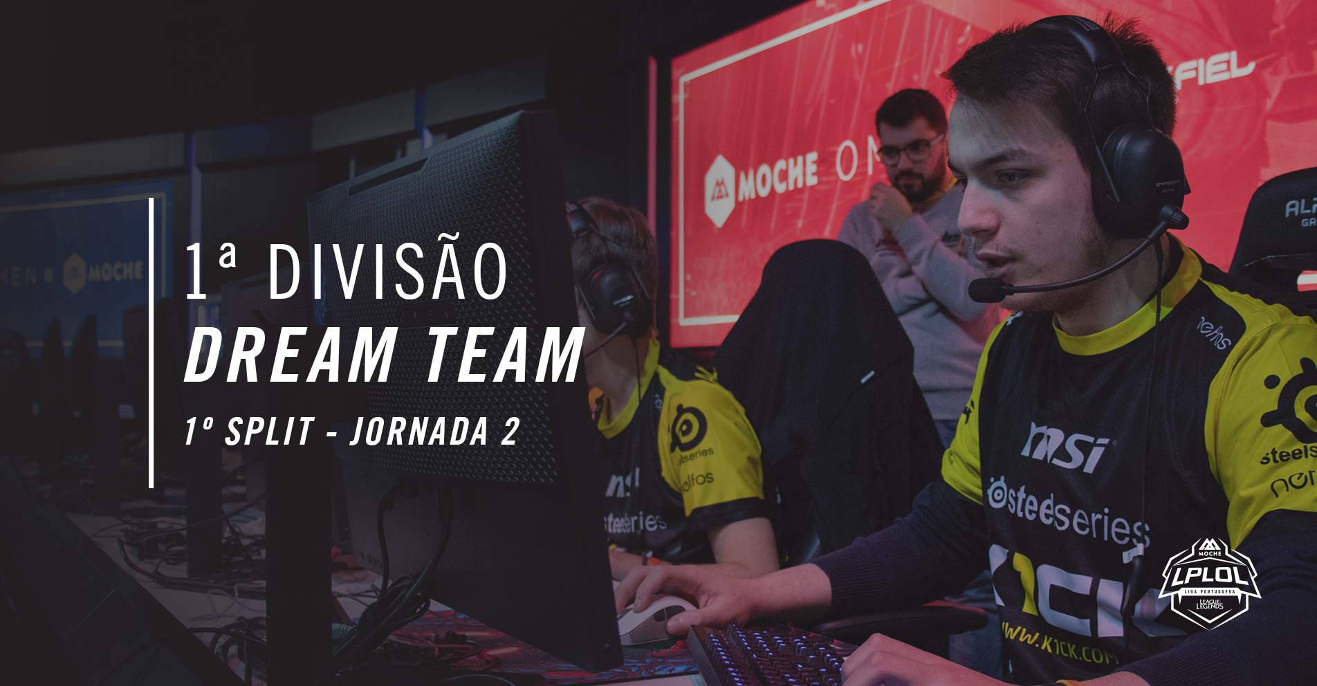 Dream Team 1º Split, Jornada 2 de 2018
