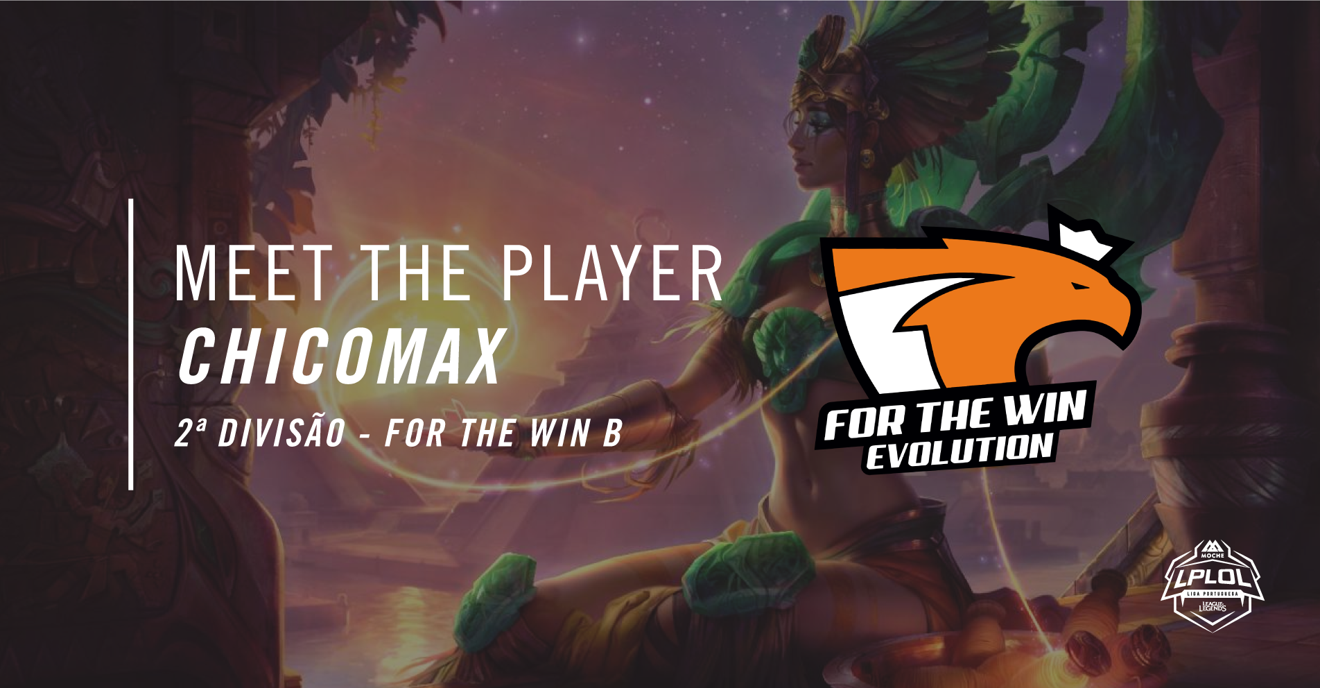 Meet The Players: Chicomax