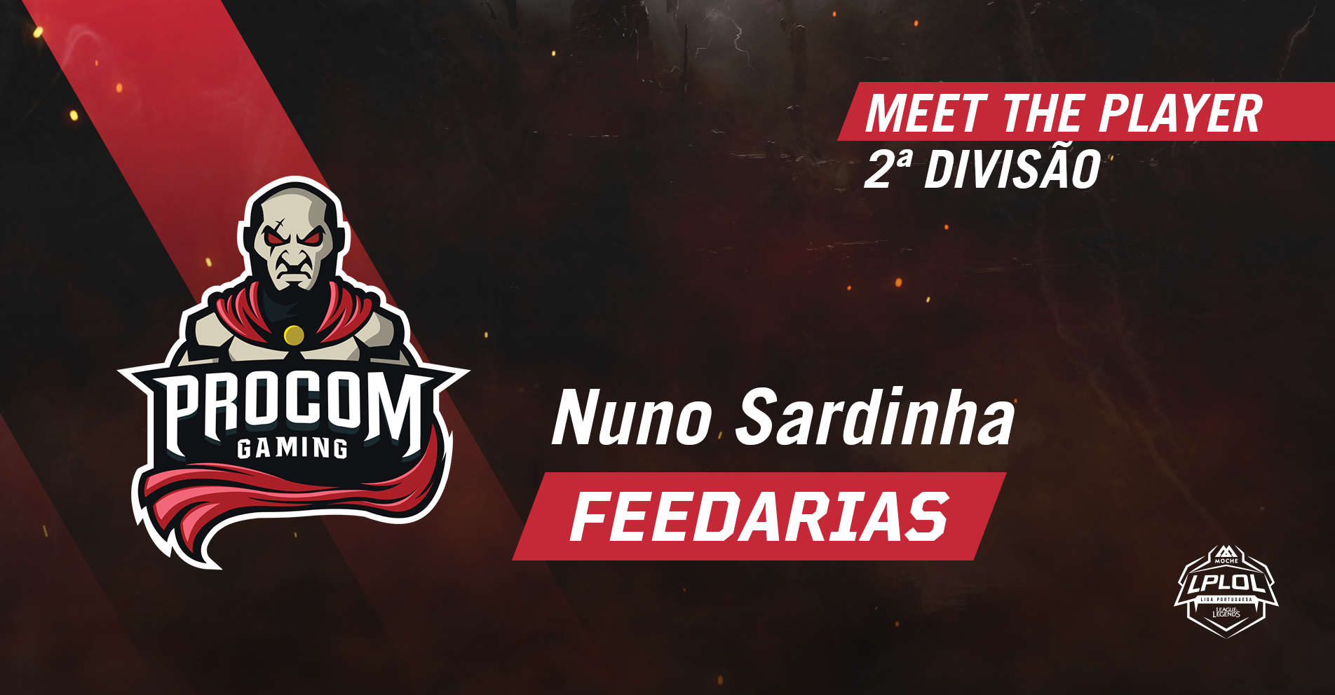 Meet The Players: Feedarias
