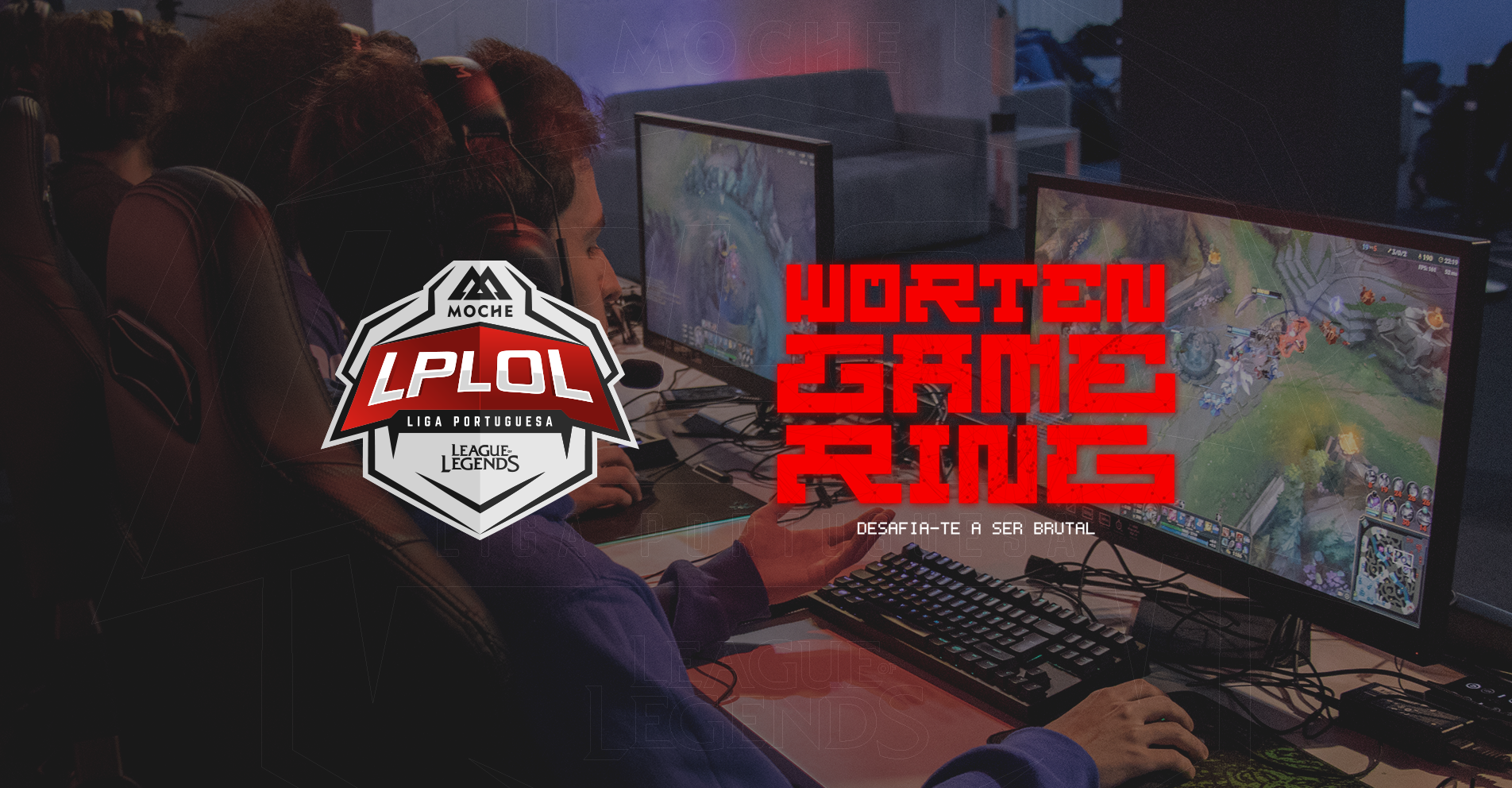 Worten Game Ring apoia a Liga Portuguesa de League of Legends